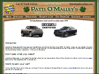 Patti O Malley S Used Cars